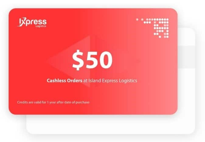 Go Cashless With Ixpress  - best and cheapest 24 hours courier service singapore - Ixpress Courier