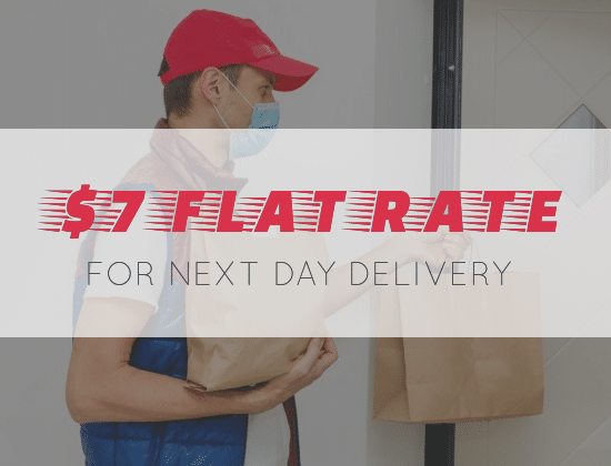 $7.00 FLAT RATE for NEXT DAY DELIVERY- best and cheapest 24 hours courier service singapore - Ixpress Courier