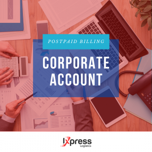 CORPORATE ACCOUNT | Ixpress Courier Service Singapore