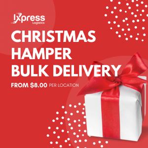 Christmas hamper delivery | Ixpress Courier Service Singapore